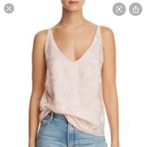 J Brand | NWOT Luci Cami in Pink